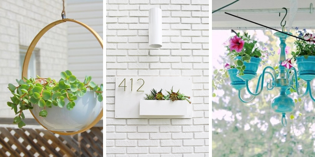 39 amazing DIY porch planters that will make your frontdoor Fascinating