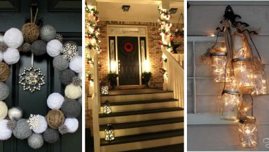 20 beautiful DIY Christmas decorations that will blow your mind