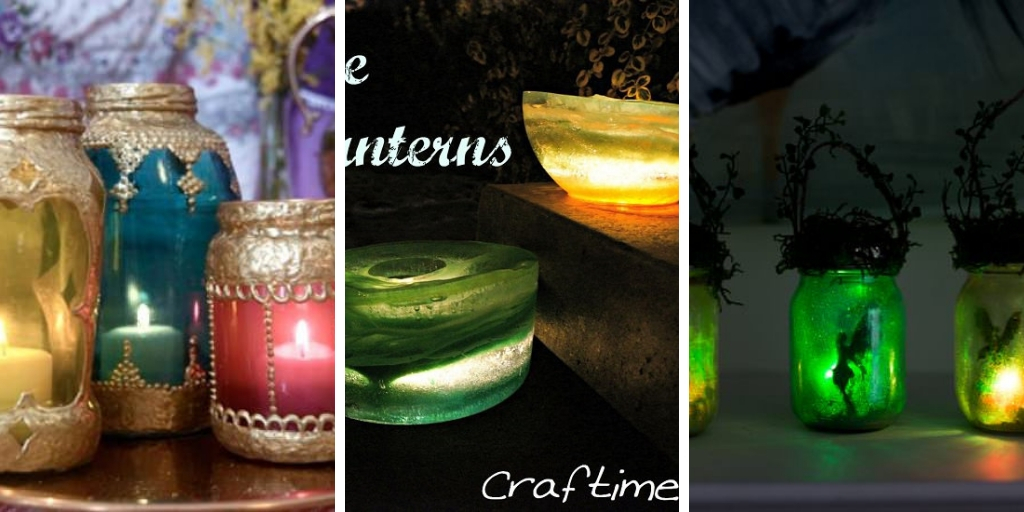 32 Fascinating DIY lantern ideas that will brighten up your outdoor space