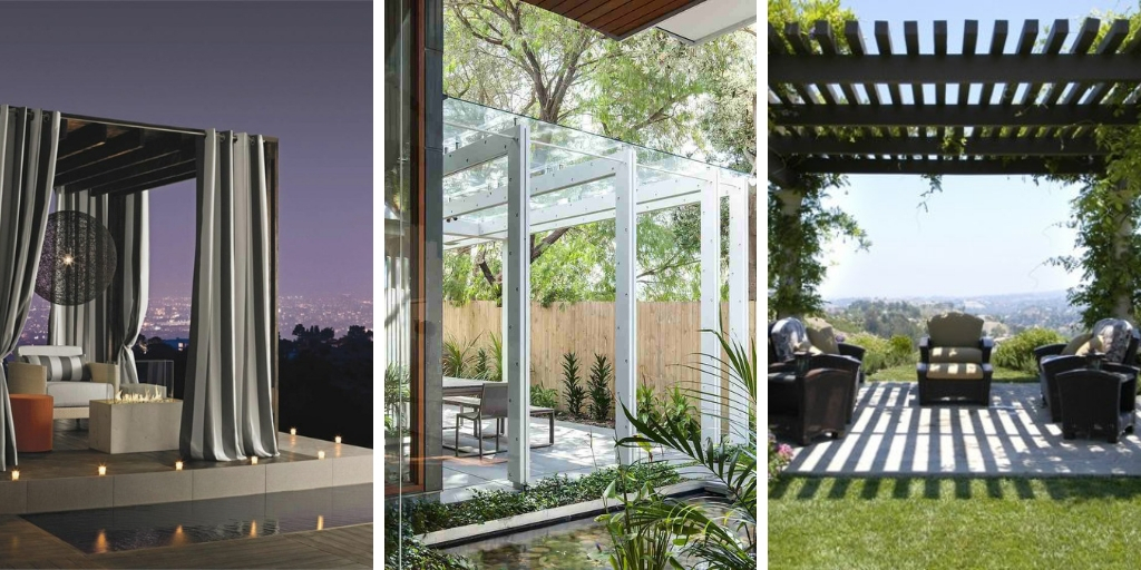 18 Fascinating Pergola Designs To Inspire You