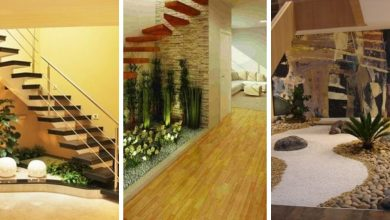 15 Fascintaing Under-The-Stairs Gardens That will Blow Your Mind