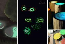 16 Magical Decorative Ideas For Gardens To Glow In The Dark