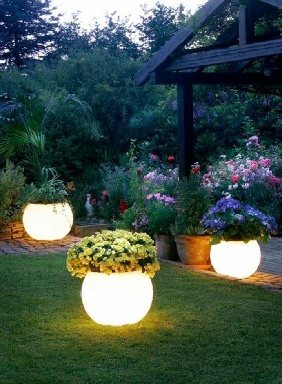 Decorative Ideas For Gardens 12