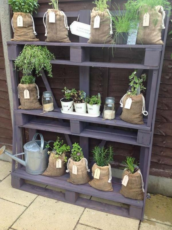Indoor Small Herb Gardens 15