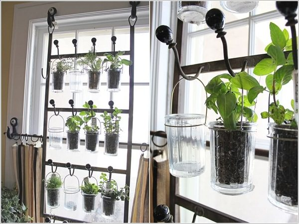 Indoor Small Herb Gardens 2