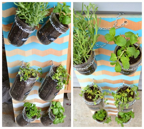 Indoor Small Herb Gardens 22