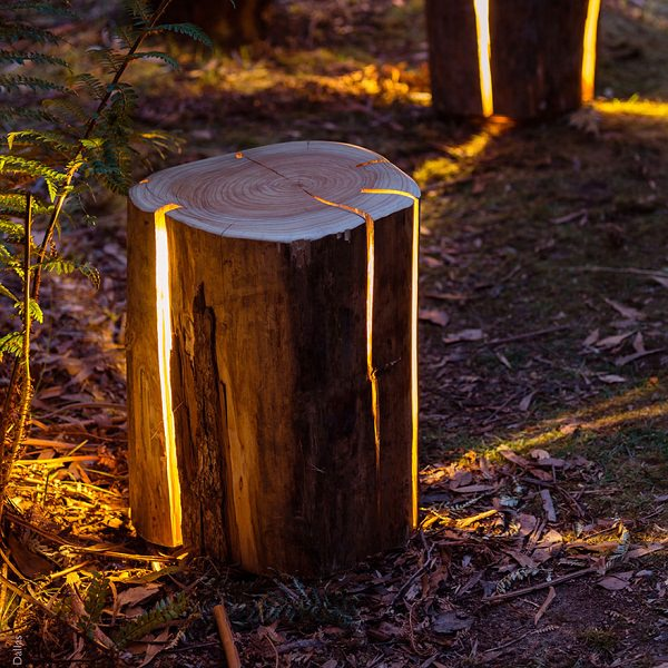 Tree Stump Decorations 15