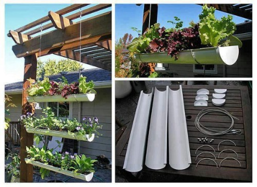 space-saving decorative garden ideas 2