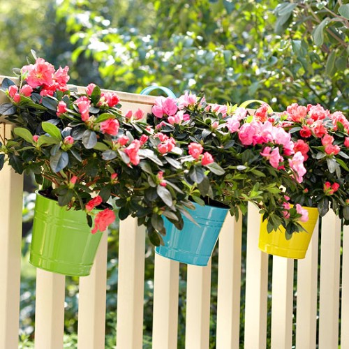 space-saving decorative garden ideas 4